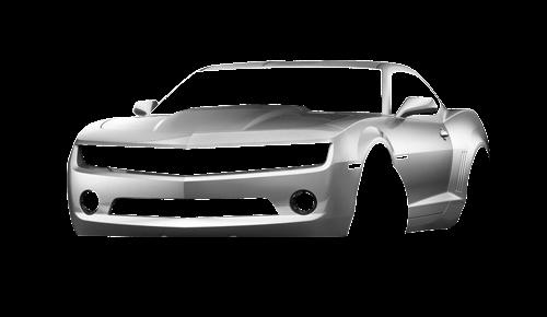 Цвета кузова Camaro