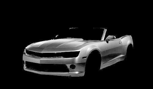 Цвета кузова Camaro Convertible